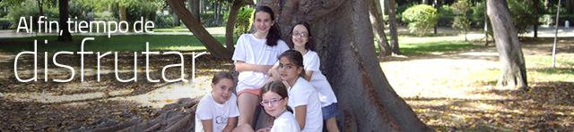 Campamento de verano niños 3-11