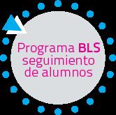Programa BLS seguimiento de alumnos