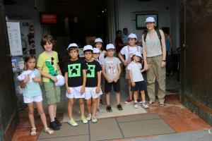 Excursión BLS Casa de la Ciencia