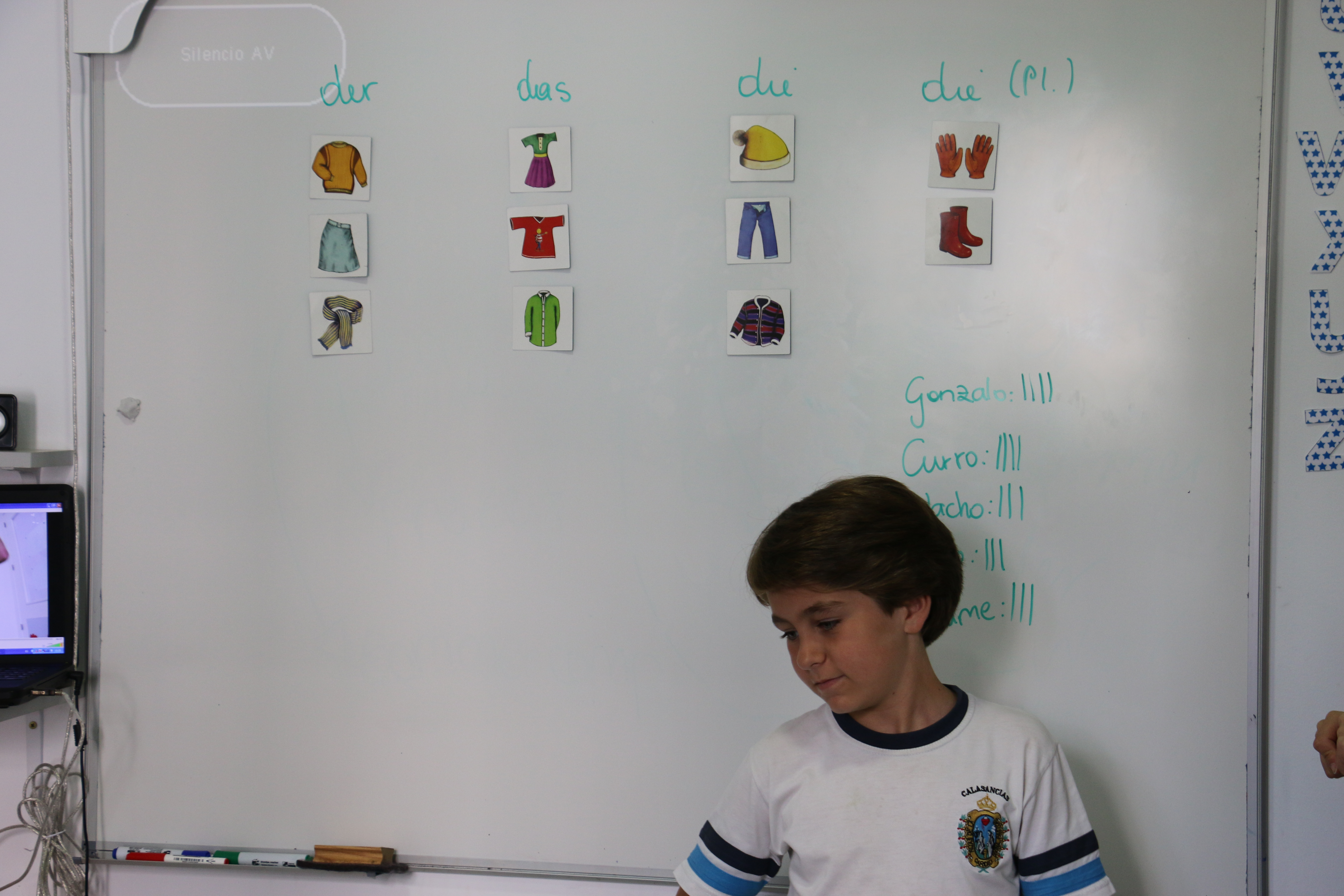 Cursos de alemán niños y jóvenes