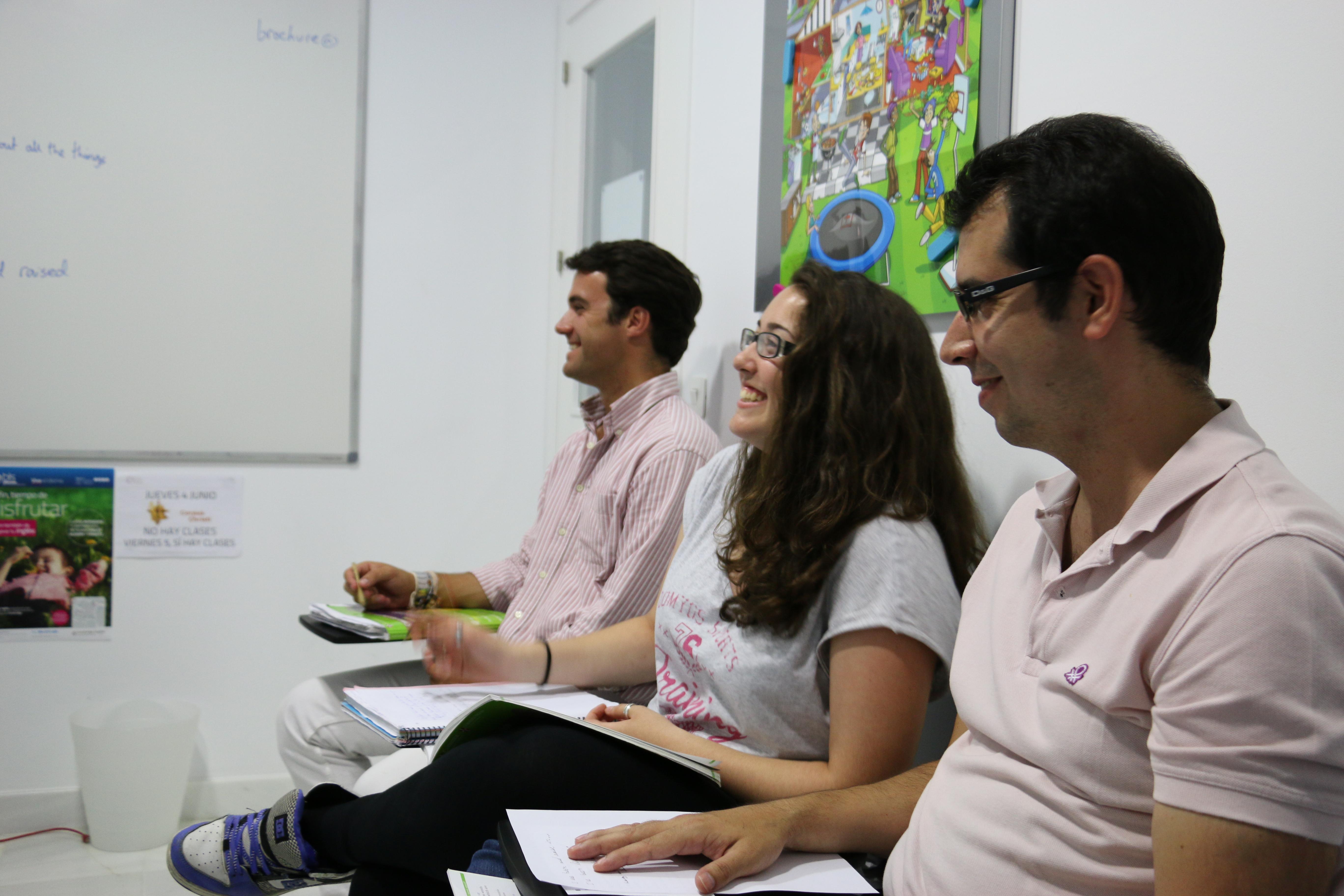 Curso de inglés adultos y jóvenes
