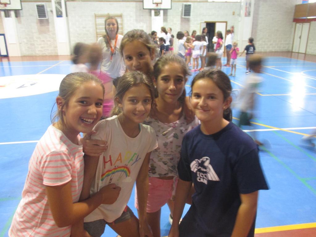 Campamento de inglés en Cádiz
