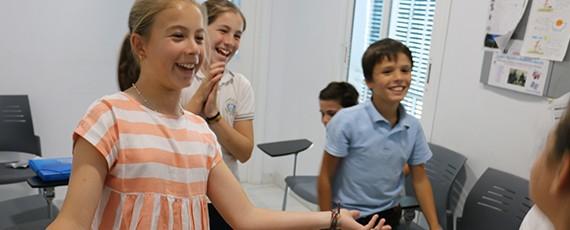 academia de idiomas para niños