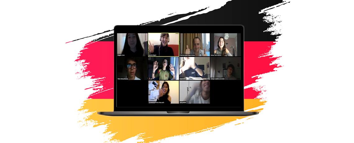 cursos intensivos de alemán en verano online
