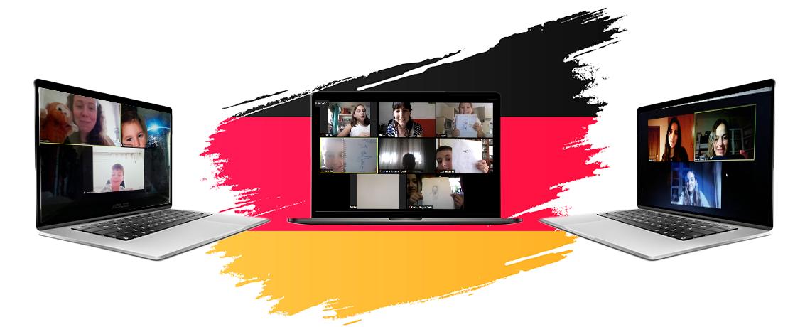 Cursos de alemán en verano para niños