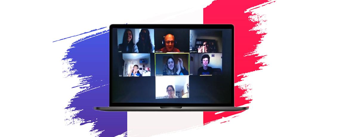Cursos intensivos de francés en verano online