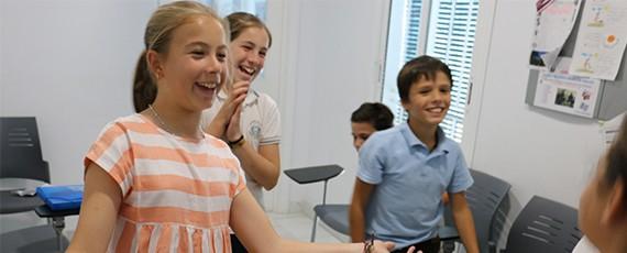 cursos de inglés en verano para niños
