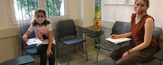 cursos de inglés para niños en Sevilla