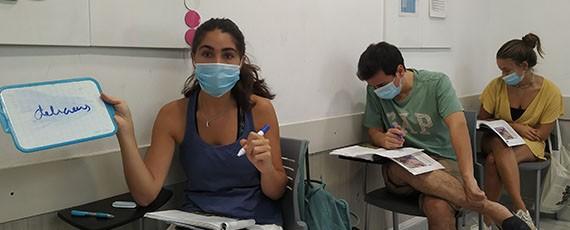 cursos de inglés para adultos en Sevilla