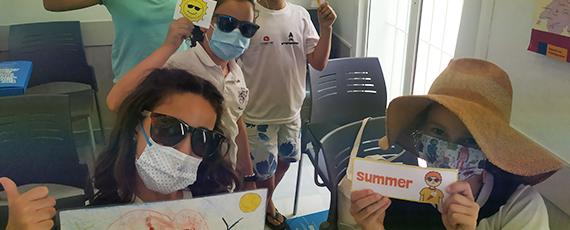 """Celebramos el fin de curso con la """"Summer Fun Class"""""""